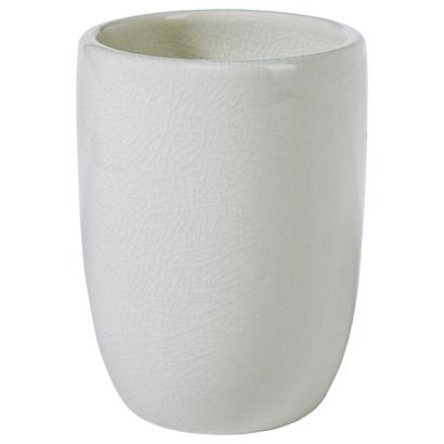 Threshold™ Cove Point Bathroom Tumbler - Cream