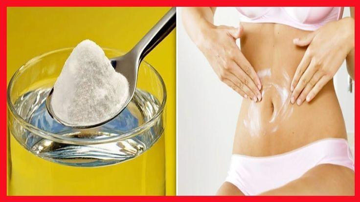 Bicarbonato de Sódio Elimina Rapidamente a Gordura da Barriga se Prepará...