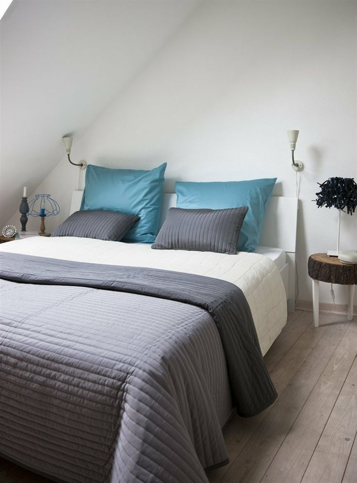g spa kopfkissenbezug 100 baumwolle 80x80 cm t rkis karit tagesdecke mit 2. Black Bedroom Furniture Sets. Home Design Ideas