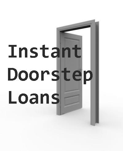 Having you looking for some instant fiscal help? We arrange instant doorstep loans for you