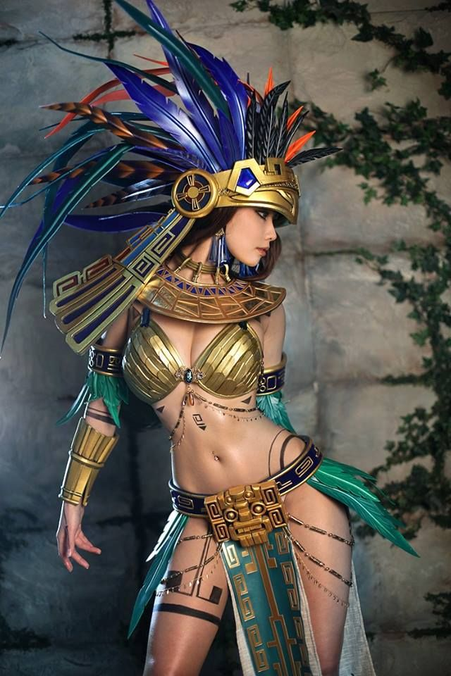 Civilization online - Aztec by TashaSource: http://imgur.com/44O3CtPTumblr:cosplay-and-costumes.tumblr.comTwitter:https://twitter.com/rcosplayRSS:Subscribe to Cosplay and costumes by Email