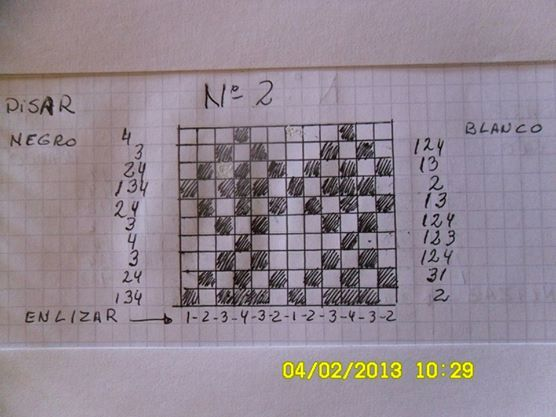GUARDAS SIMPLES TELAR 4 CUADROS