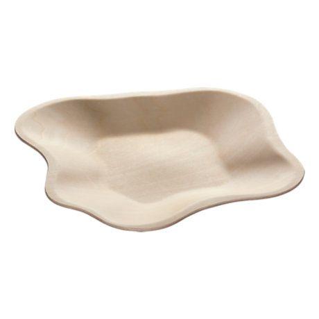 Aalto Bowl 30x358 mm // plywood // Pentagon design for Iittala