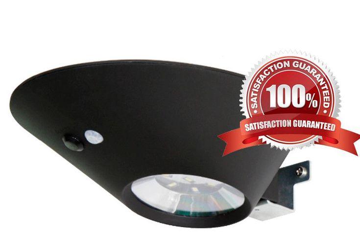 Modern Outdoor Solar LED Light