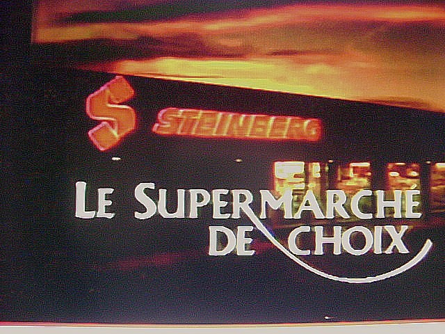 Steinberg Centre Domaine dans une pub by Ghost of Steinberg Too, via Flickr