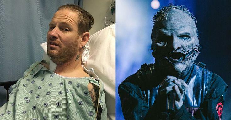 COREY TAYLOR To Undergo Emergency Surgery; Select SLIPKNOT Tour Dates Postponed