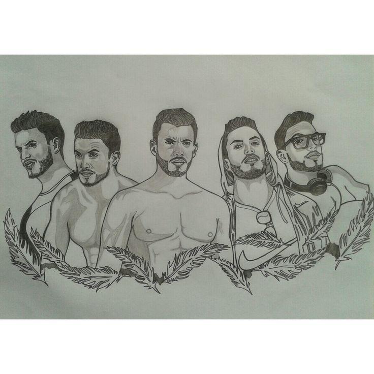 Mateo Carvajal / #dibujo #dibujosalapiz #arte #art #mateo #teo #mateocarvajal