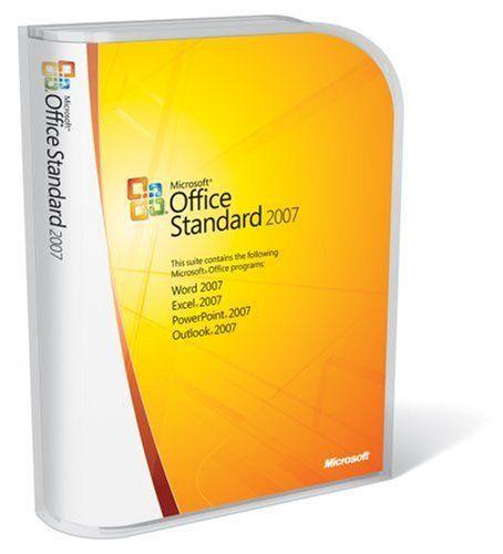 Microsoft Office Standard 2007 Version Complète - 32 64Bit http://www.evaluesoftware.fr/office-standard-2007-pas-cher-fr-280.html