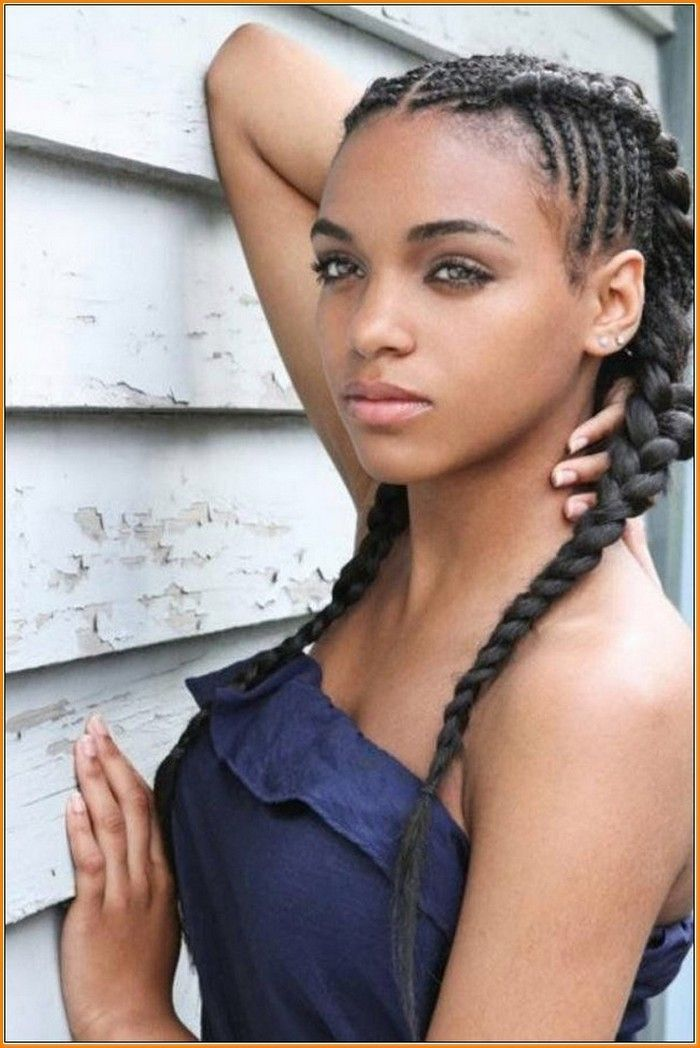 45 best hair styles for teens images on Pinterest | Black women ...