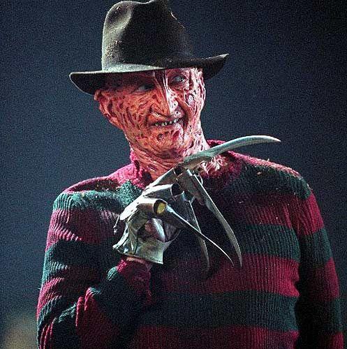 Robert Englund as 'Freddie Krueger'