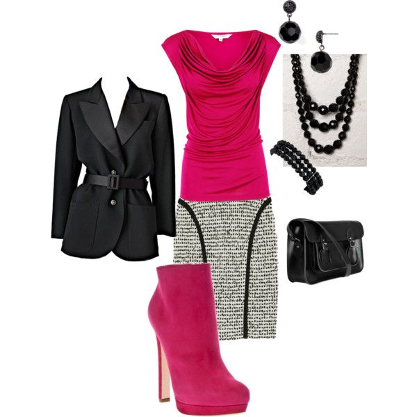 I am going to go mad on this web site: Cute Work Outfits