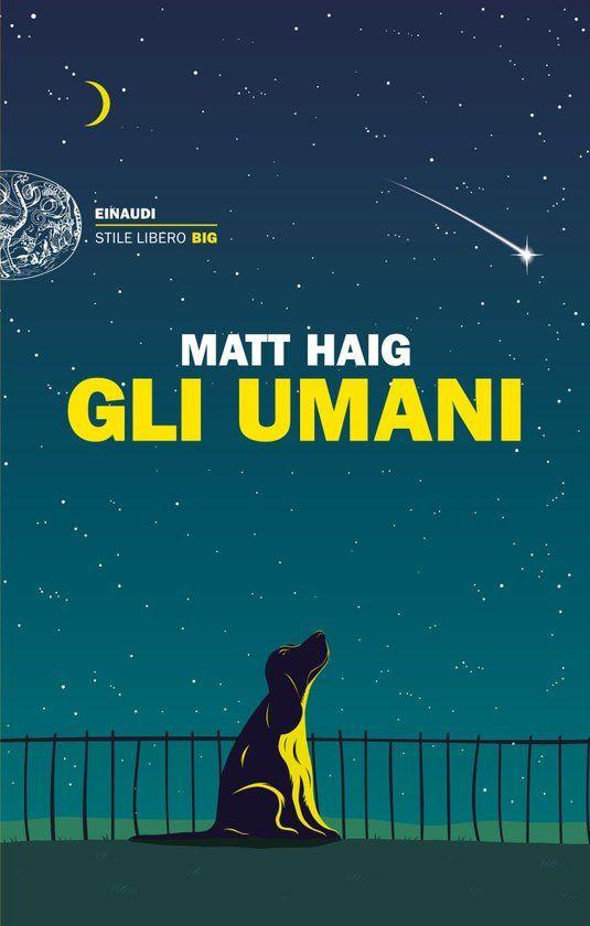"""""""Gli umani"""" - M. Haig. Bello questo strano ma originale romanzo. Che scopre i piccoli e grandi difetti umani. Stracolmo di motivi per essere orgogliosi, tutto sommato, di essere umani."""