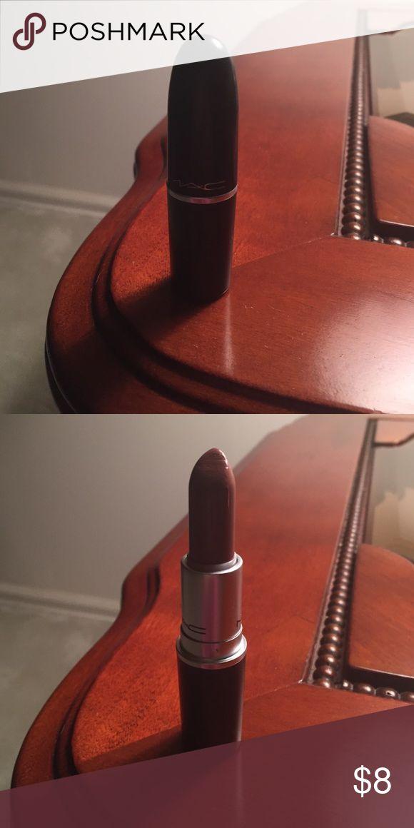 Mac lipstick Mac lipstick in Hug Me just used one did sanitize so like new MAC Cosmetics Makeup Lipstick
