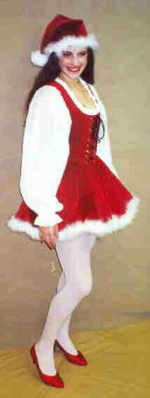 Santa's Helper Costume Size 10 Santa's Helper - Size 10 [7534]