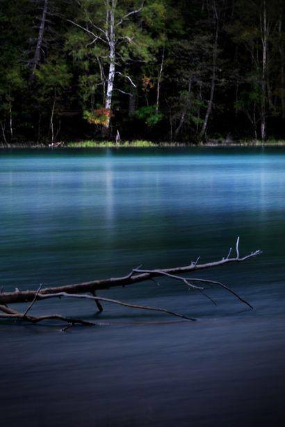 Lake Onnetō, Hokkaido, Japan オンネトー 北海道
