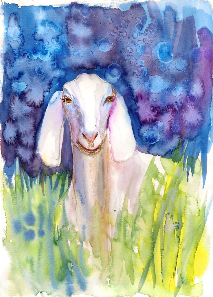 222 best original handmade watercolor paintings images on for Cute watercolor paintings