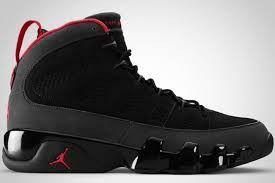 "Jordan Retro 9 ""Charcoal"" - Used"