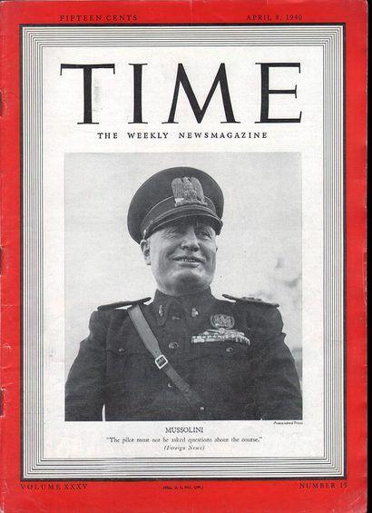 Time April 8 1940