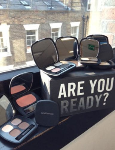 Bare Minerals et sa gamme READY!!!