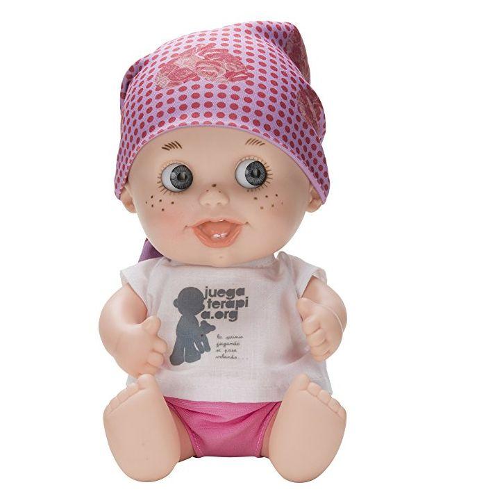 Baby Pelones Juegoterapia -  Baby pelones son unos muñequitos valientes bonitos y se han creado para ayudar al 100%, en todos los bebeficios a losniños están enfermos. Estos muñecos se pueden comprar en Juguettos, El Corte Inglés, Amazon, Toysrus y los beneficios de todos estos ingresos de todas las ventas va destinada a ay... #OfertasAmazon  #Juegaterapia Ver en la web : https://ofertassupermercados.es/baby-pelones-juegoterapia/