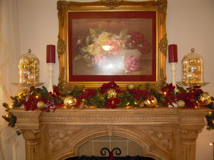 Decorating A Mantel For Christmas 168 best mantel decor images on pinterest | christmas ideas, merry