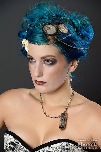 steam punk hair styles 17 best ideas about steampunk hairstyles on 6930 | 6992ea4211053d701a5a52eb4fe56d42