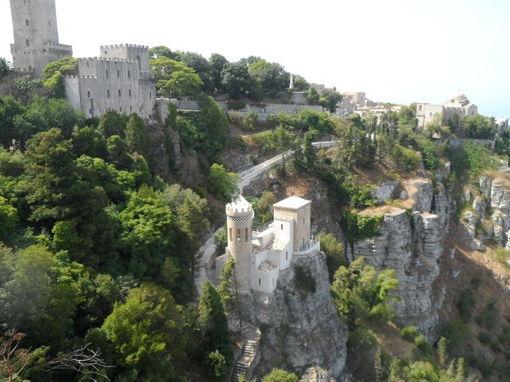 Erice - Sicilie