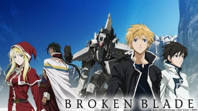 Top 10 military anime