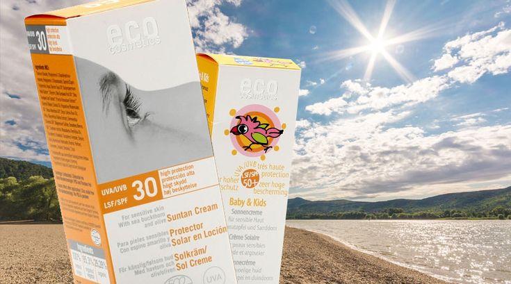 Veganskt solskydd för hela kroppen - Veganguiden