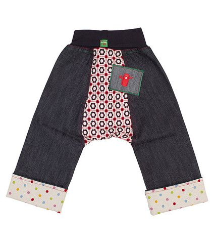 Winter 14 Half A Minute Chubba Jean http://www.oishi-m.com/collections/all/products/half-a-minute-chubba-jean