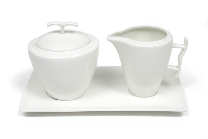 East meets West Sugar and Creamer set #maxwellandwilliams #eastmeetswest #sugar #creamer #set #teaparty #tableware #serveware #coffee #milk