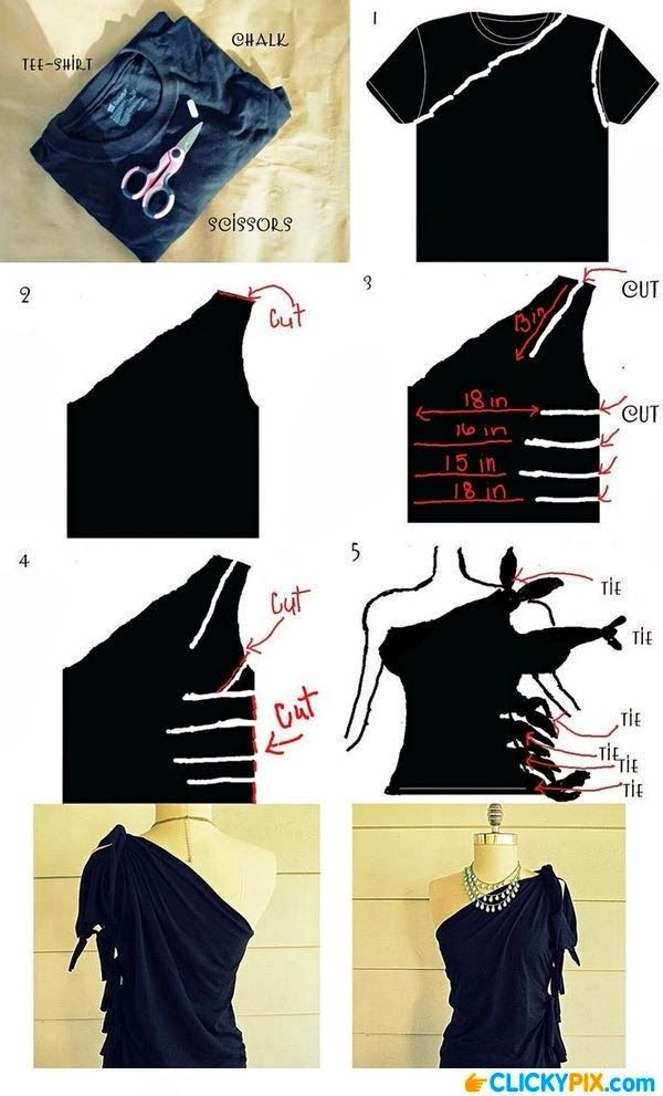 Gracie could try this with one of my old shirts!