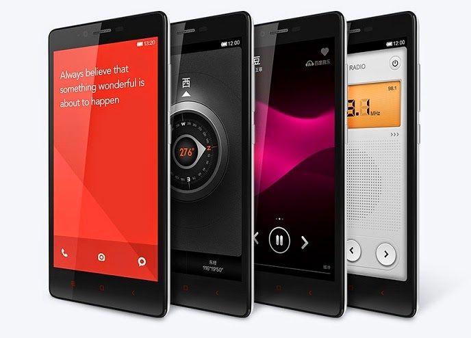 Harga Dan Spesifikasi Mi Xiaomi Redmi Note