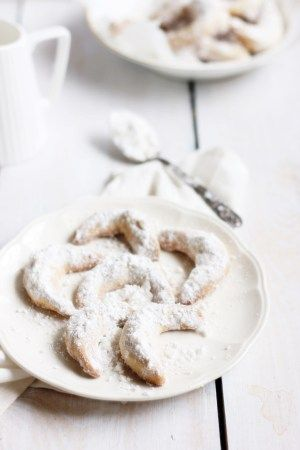 Austrain cresent cookies recipe