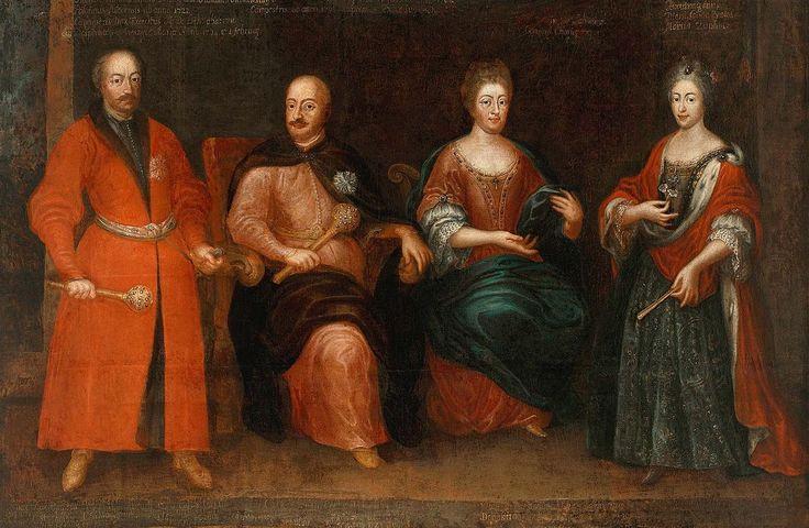 Anonymous Sieniawski family - Эльжбета Sieniawska Материал из Википедии - свободной энциклопедии