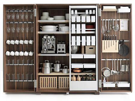 Minimal Design :: Bulthaup b2 Kitchen System