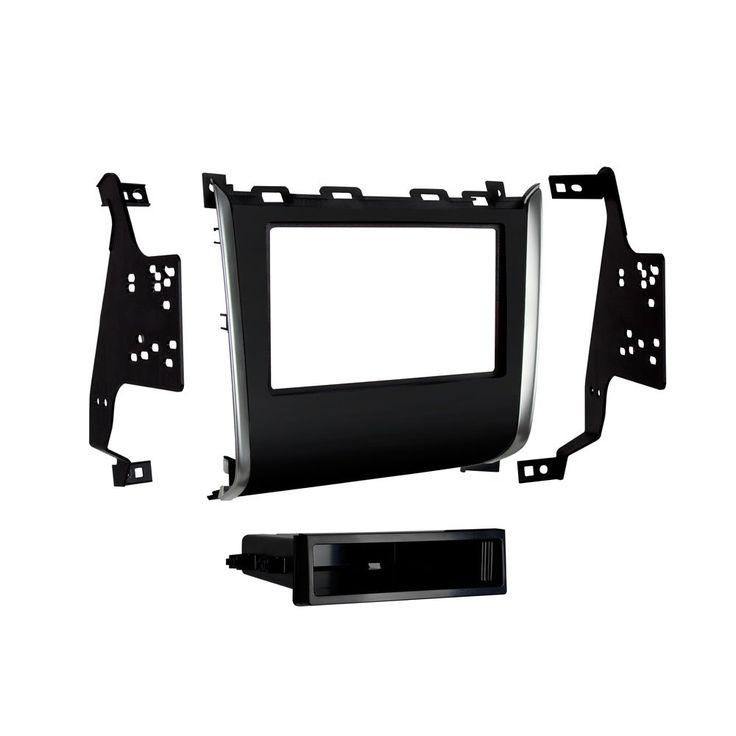 Metra 99 7626hg Single Double Din Dash Kit For 2013 And Nissan Pathfinder Black Nissan Pathfinder Car Audio Nissan