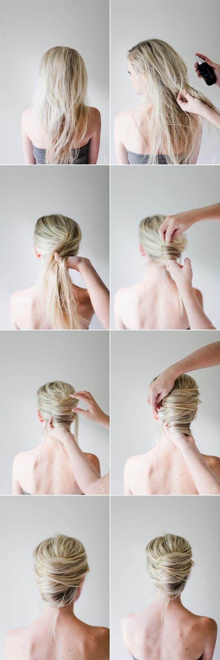 Υπέροχα χτενίσματα για μακριά μαλλιά που μπορείτε να κάνετε μόνη σας! (7)