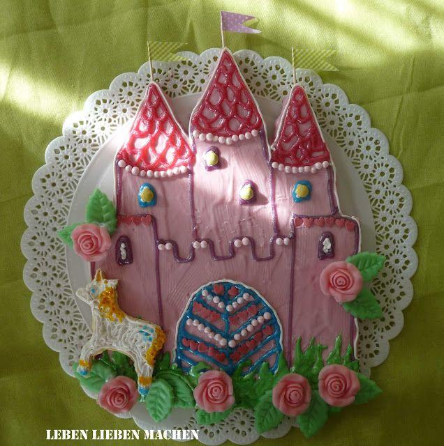 Fairy Birthday Cake Photos