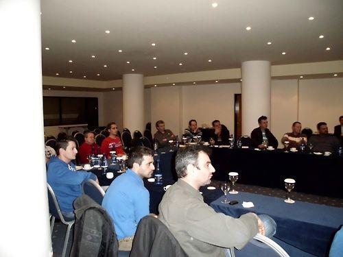 Τεχνικό σεμινάριο στην Αλεξανδρούπολη Μάρτιος 2014