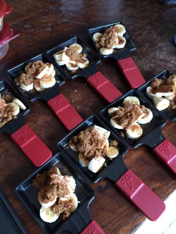 Notitle Seda Bilgebay Raclette Recipes Food Kid Desserts