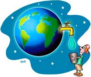 Mi Sala Amarilla: Día mundial del agua.Proyecto