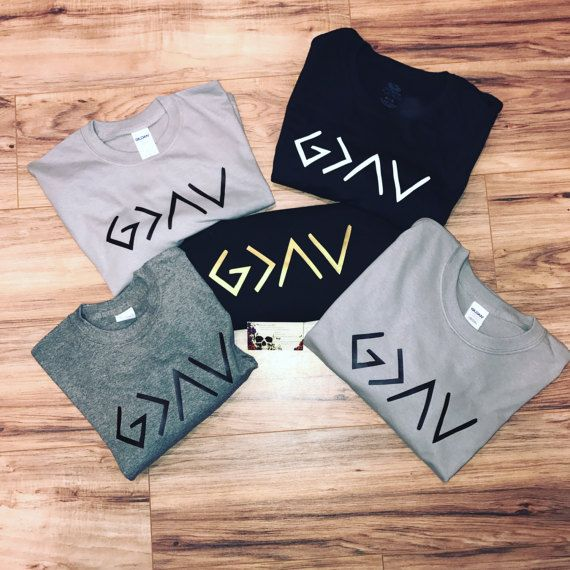 God is greater then the highs and lows shirt christian shirt