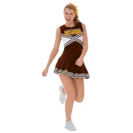 Sublimation Custom Cheerleading Uniforms