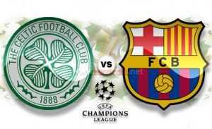 Barcelona Vs Celtic FC upcoming match