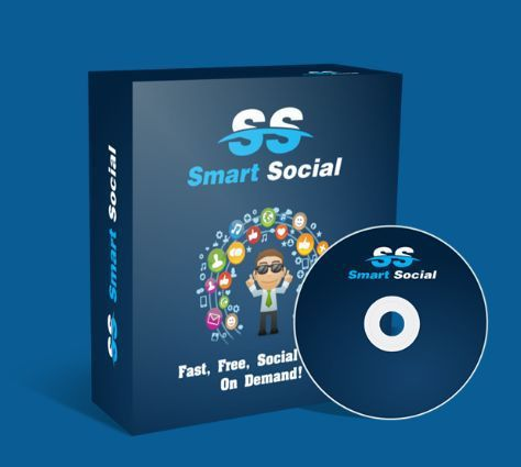 Smart Social Review  Powerful 1 Click Solution Software That Will Making You Thousands Per Month Using GIFs & Free Viral Traffic