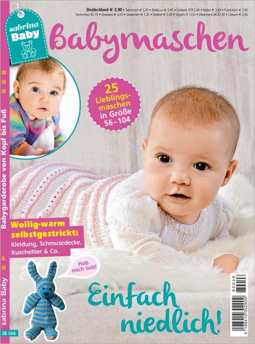 Sabrina Baby Sb 046 Stricken Sie Pullis Mützen Jacken Pullunder