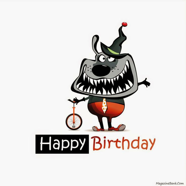 Funny Happy Birthday Wishes Cards With Quotes