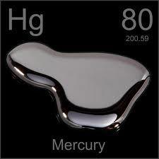 Mercurio Elemento quimico - 80 Hg