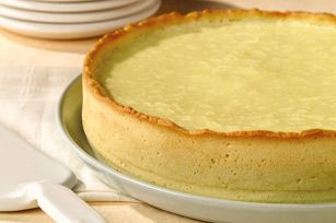 Classic Cheesecake with Pastry Crust recipe